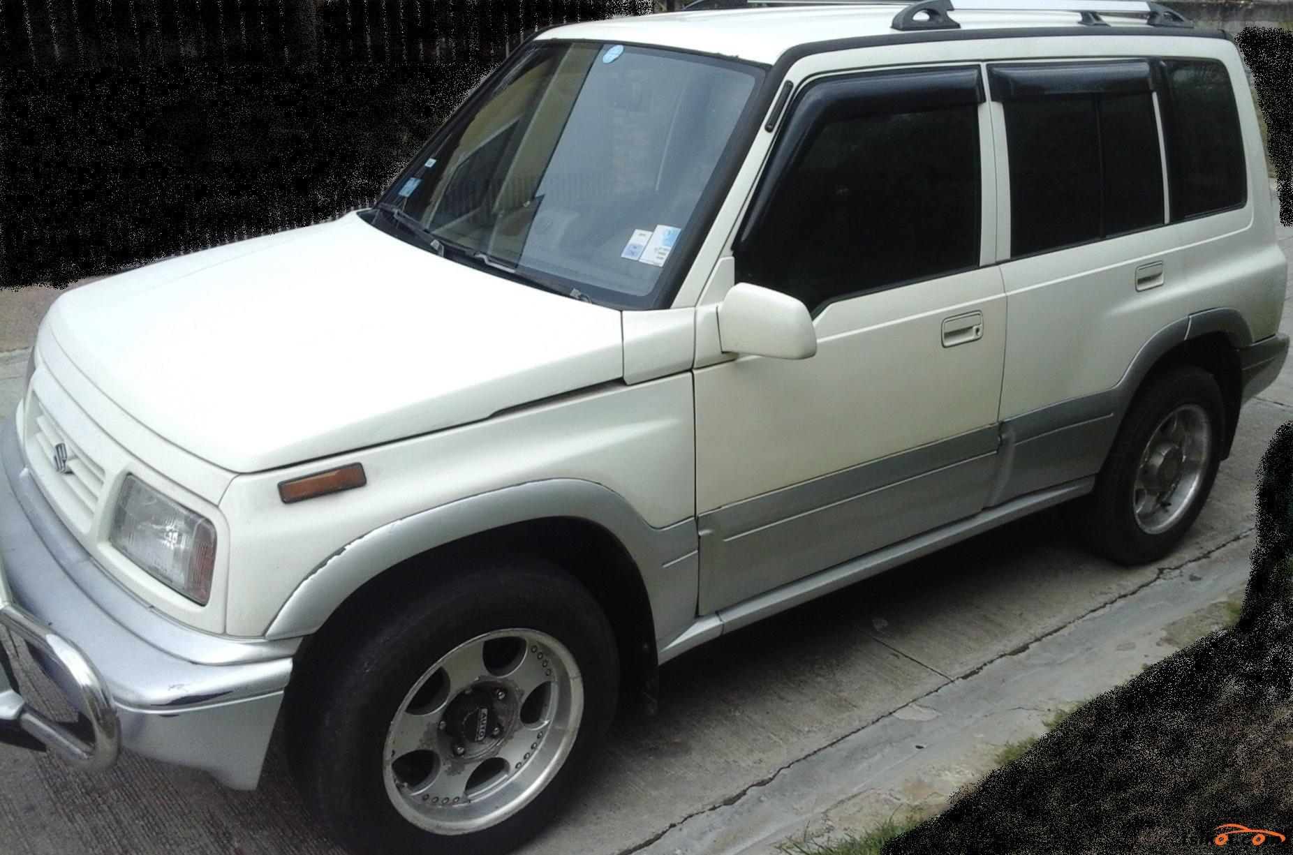 Suzuki Vitara 1999 - 1