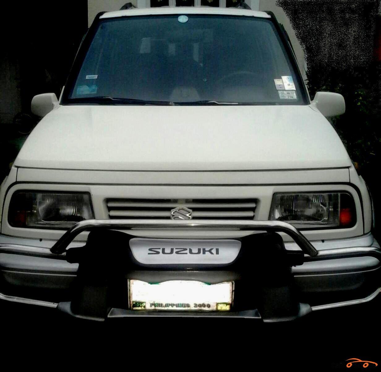 Suzuki Vitara 1999 - 4