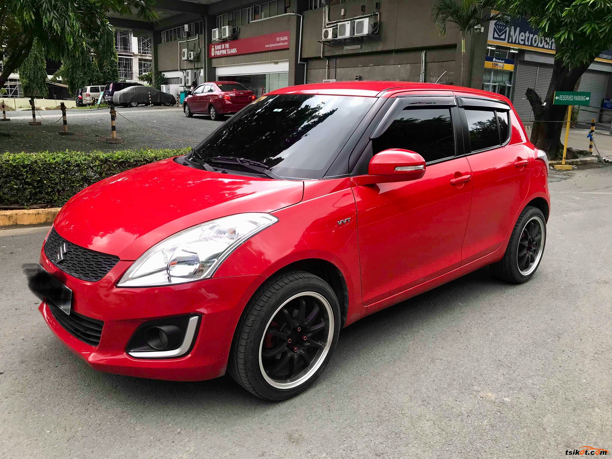 Suzuki Swift 2017 - 1