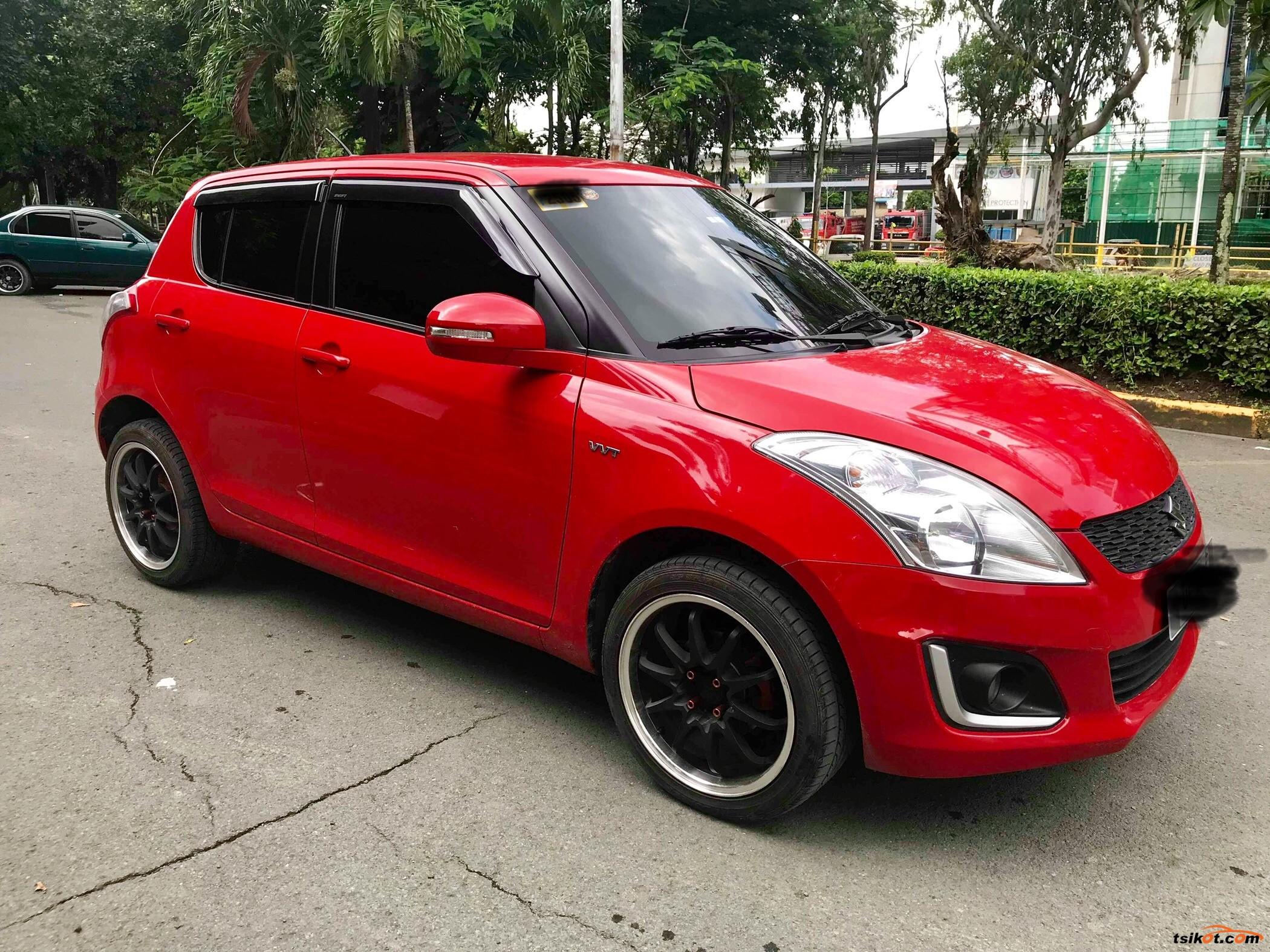 Suzuki Swift 2017 - 2