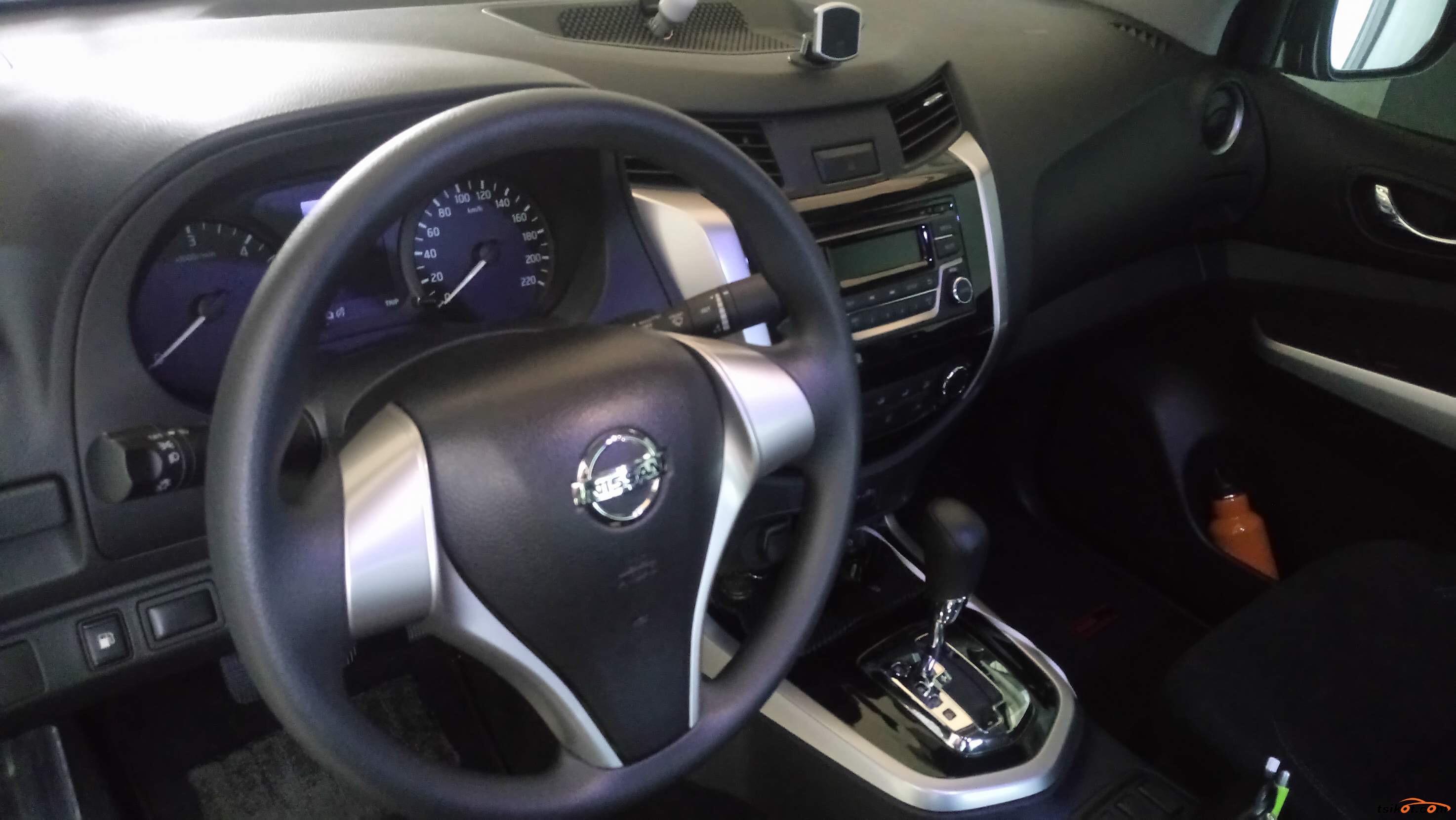 Nissan Navara 2015 - 4