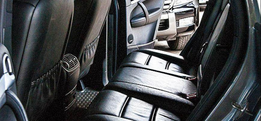 Porsche Cayenne 2008 - 12