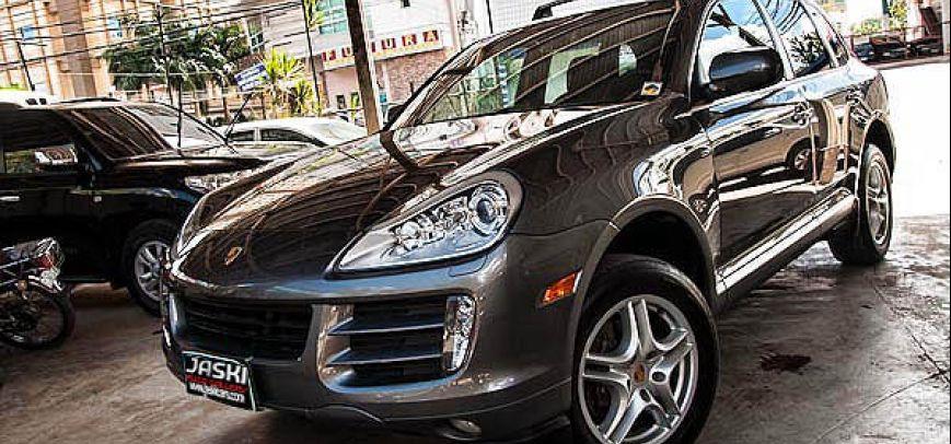 Porsche Cayenne 2008 - 8
