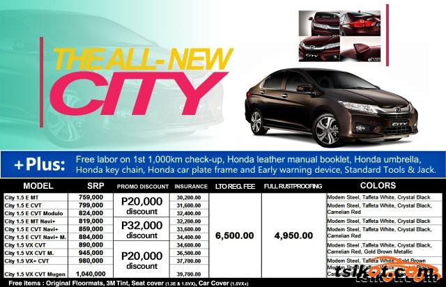 Honda Accord 2014 - 5