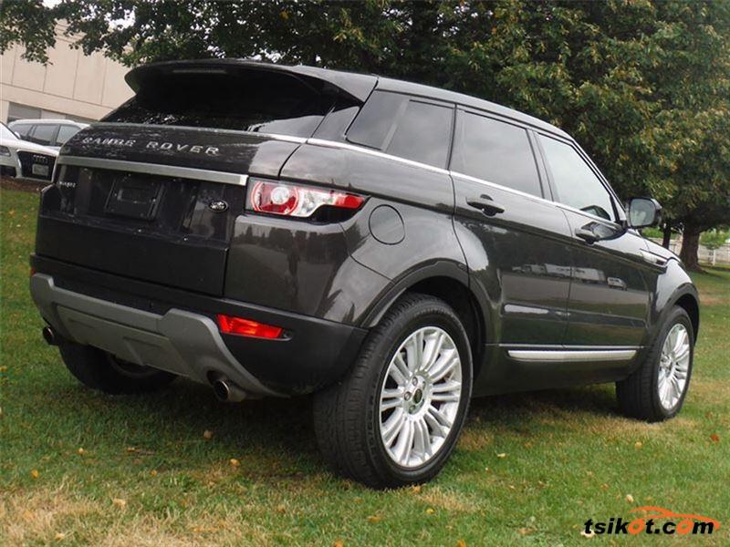 Land Rover Range Rover Evoque 2013 - 3