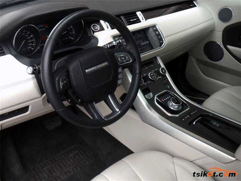 Land Rover Range Rover Evoque 2013 - 4