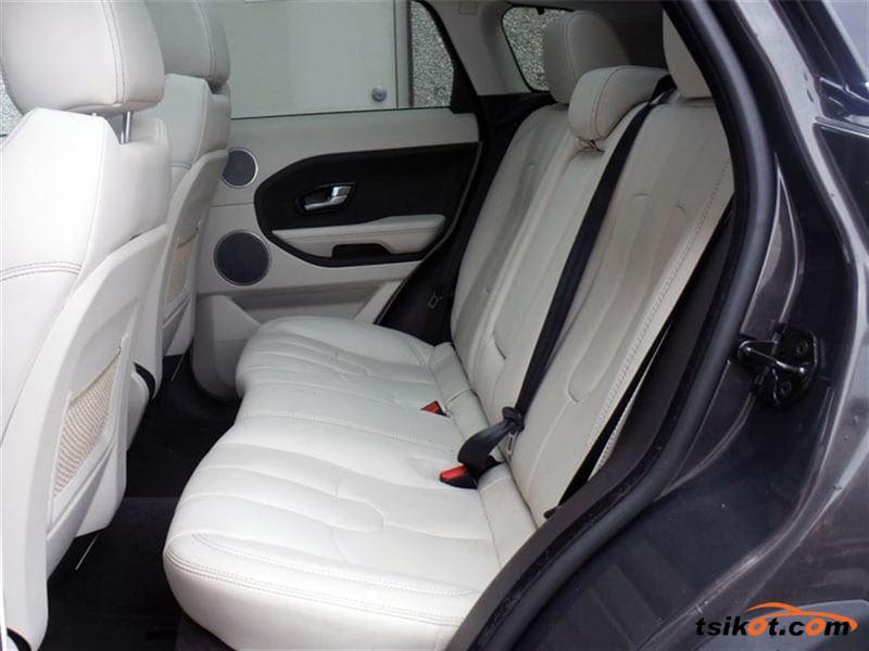 Land Rover Range Rover Evoque 2013 - 5
