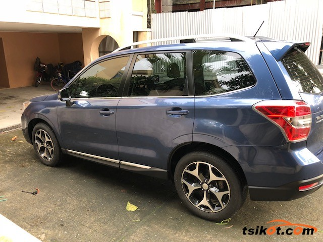 Subaru Forester 2013 - 4