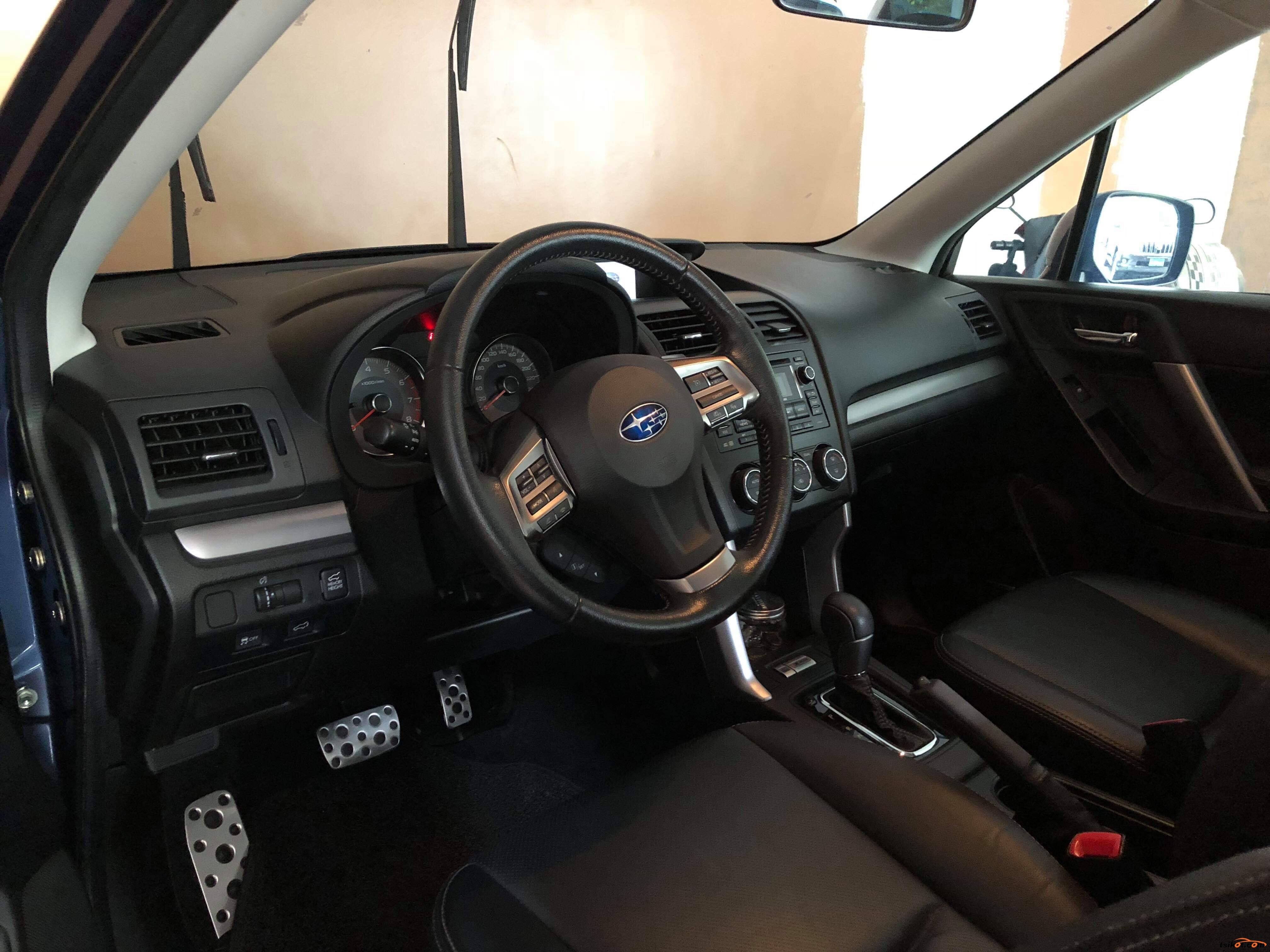 Subaru Forester 2013 - 7