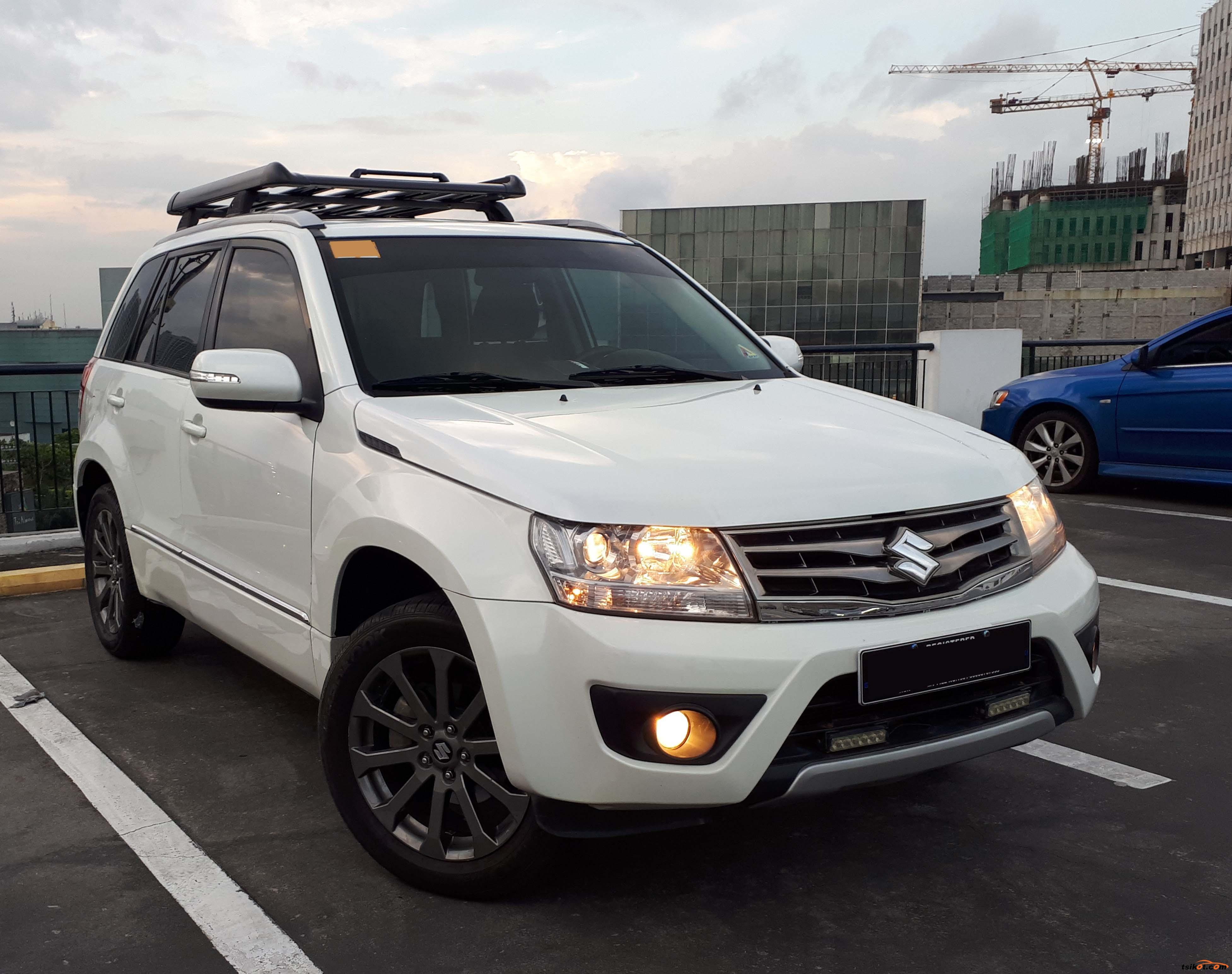 Suzuki Grand Vitara 2017 - 3