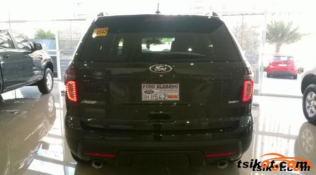 Ford Explorer 2015 - 2
