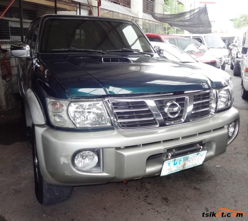 Nissan Patrol 2004 - 1
