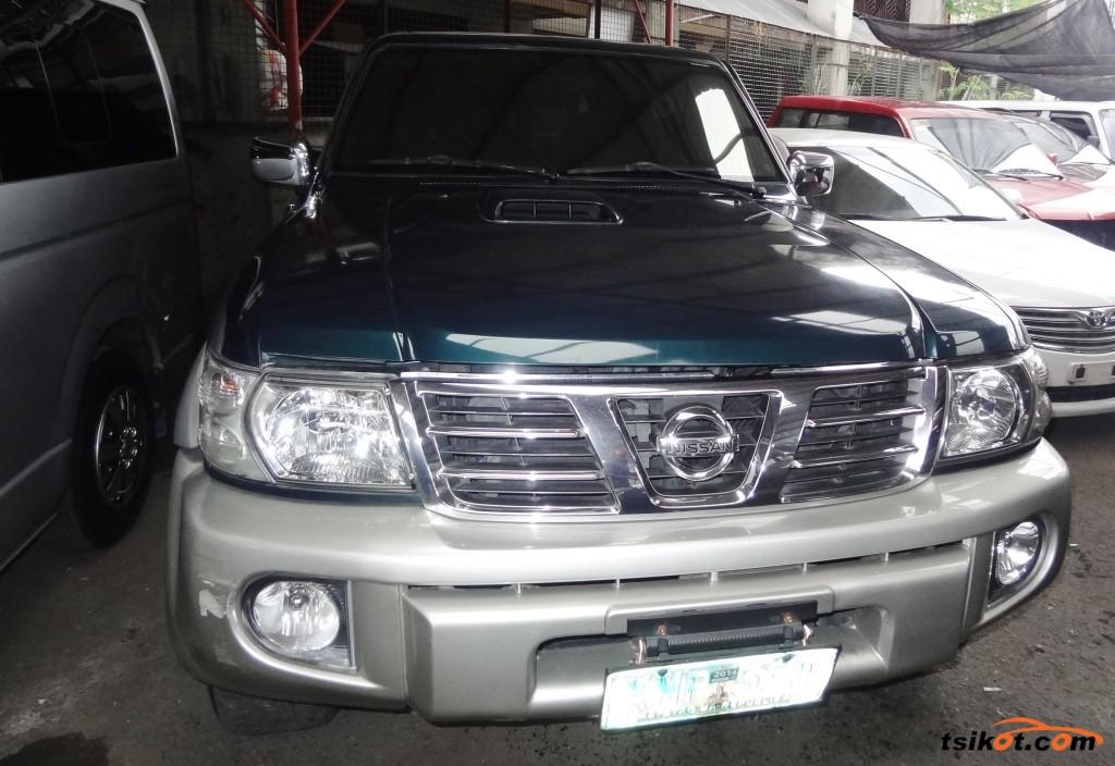 Nissan Patrol 2004 - 2