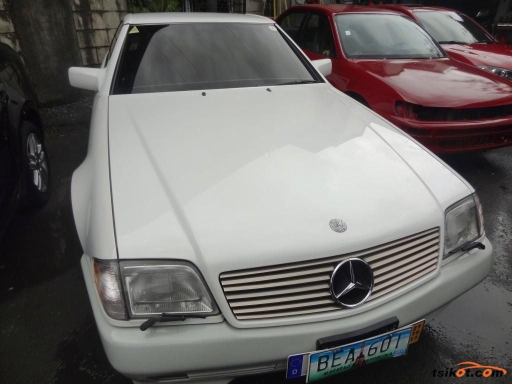 Mercedes-Benz Sl-Class 2001 - 1
