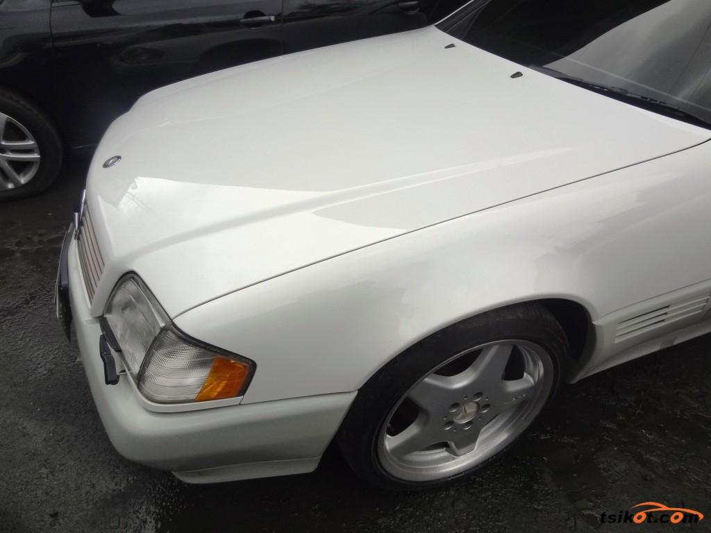 Mercedes-Benz Sl-Class 2001 - 2