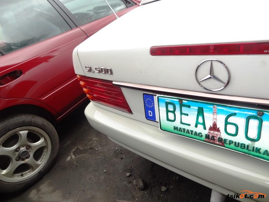 Mercedes-Benz Sl-Class 2001 - 3