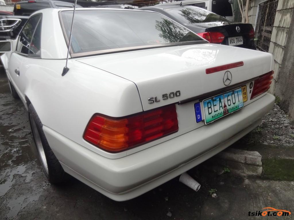 Mercedes-Benz Sl-Class 2001 - 4