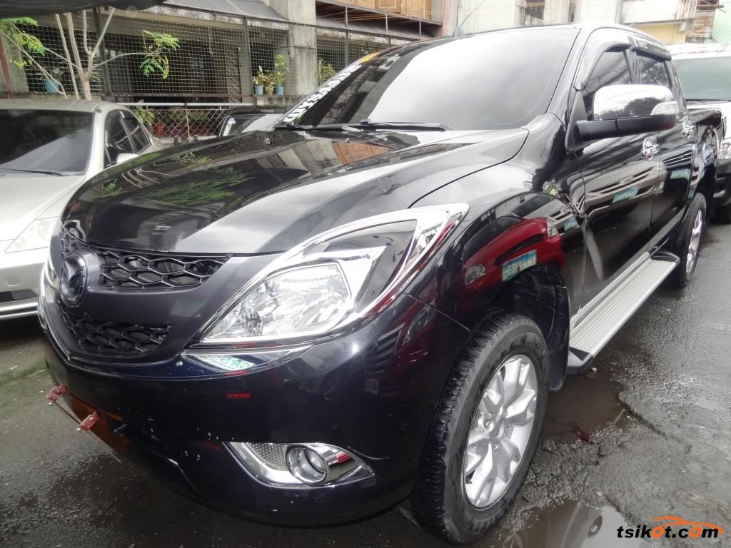 Mazda Bt-50 2013 - 1