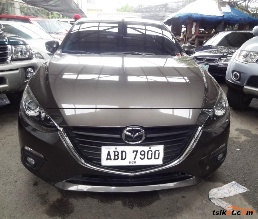 Mazda 626 2015 - 1