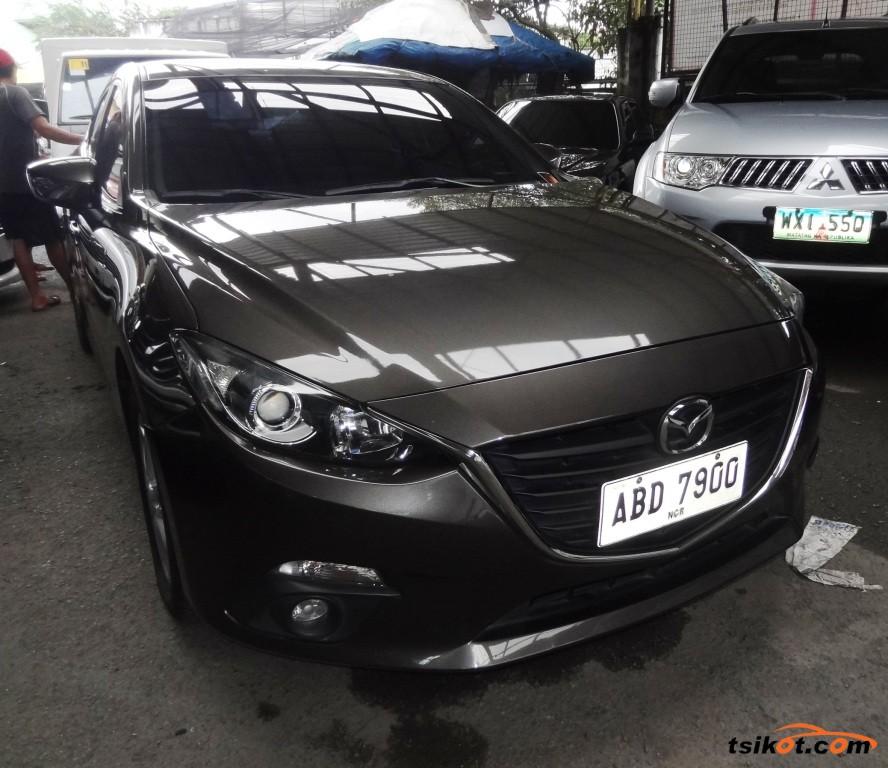Mazda 626 2015 - 2
