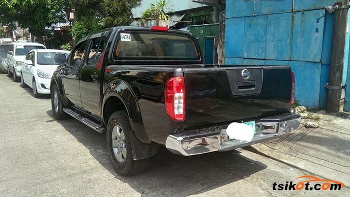 Nissan Navara 2012 - 2