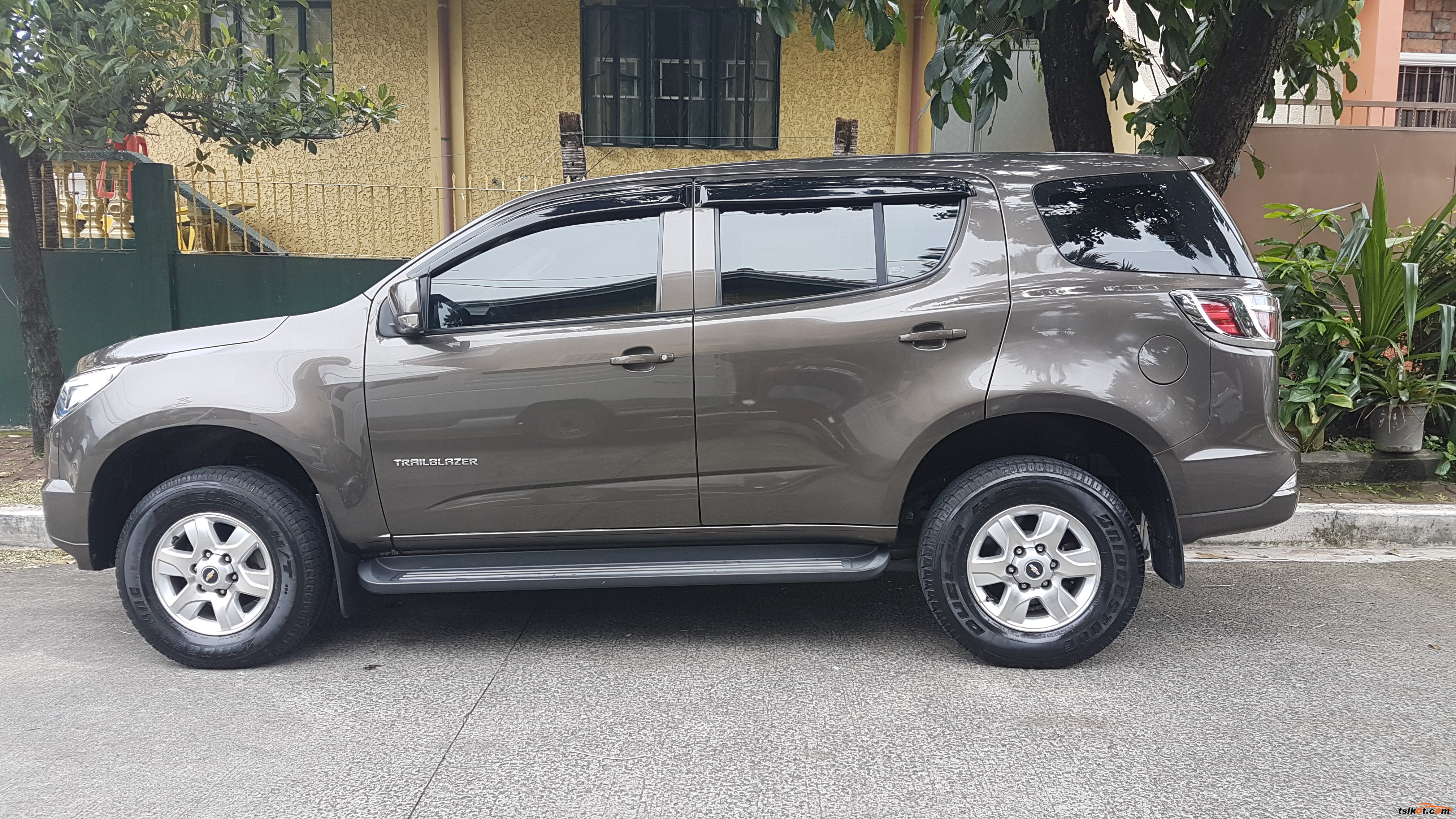 Chevrolet Trailblazer 2013 - 1