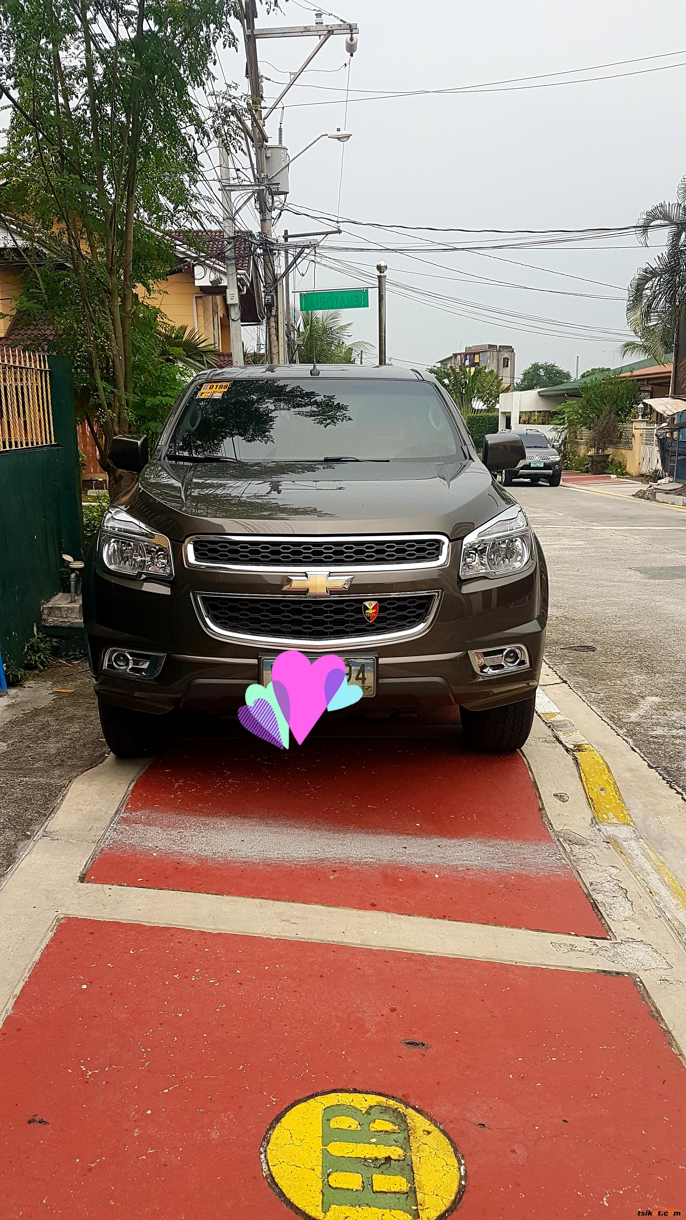 Chevrolet Trailblazer 2013 - 4