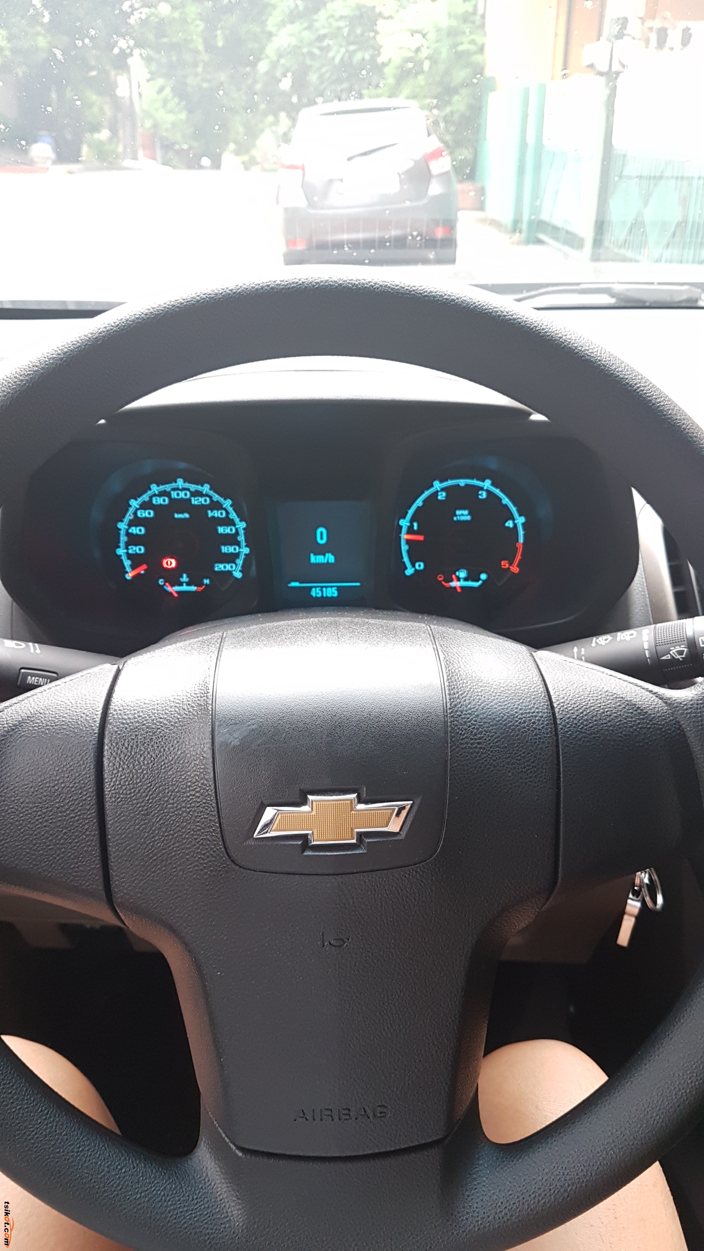 Chevrolet Trailblazer 2013 - 6