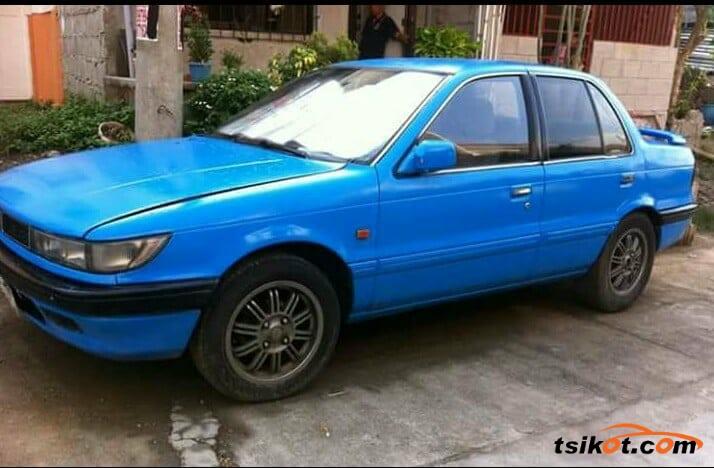 Mitsubishi Lancer 1991 - 1