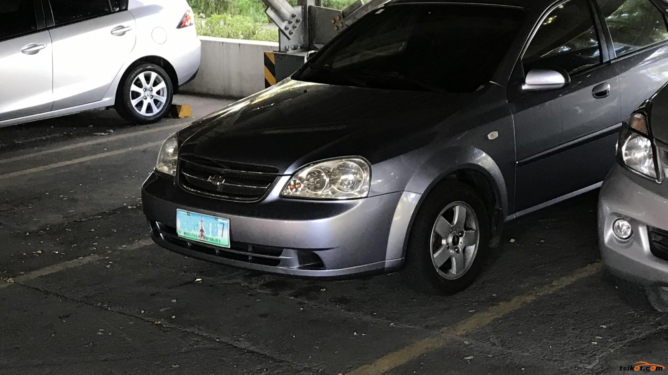 Chevrolet Optra 2006 - 7