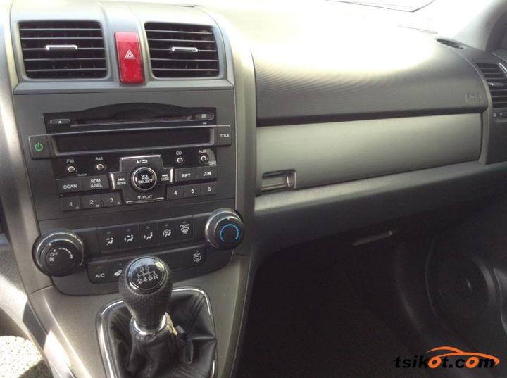 Honda Cr-V 2010 - 2