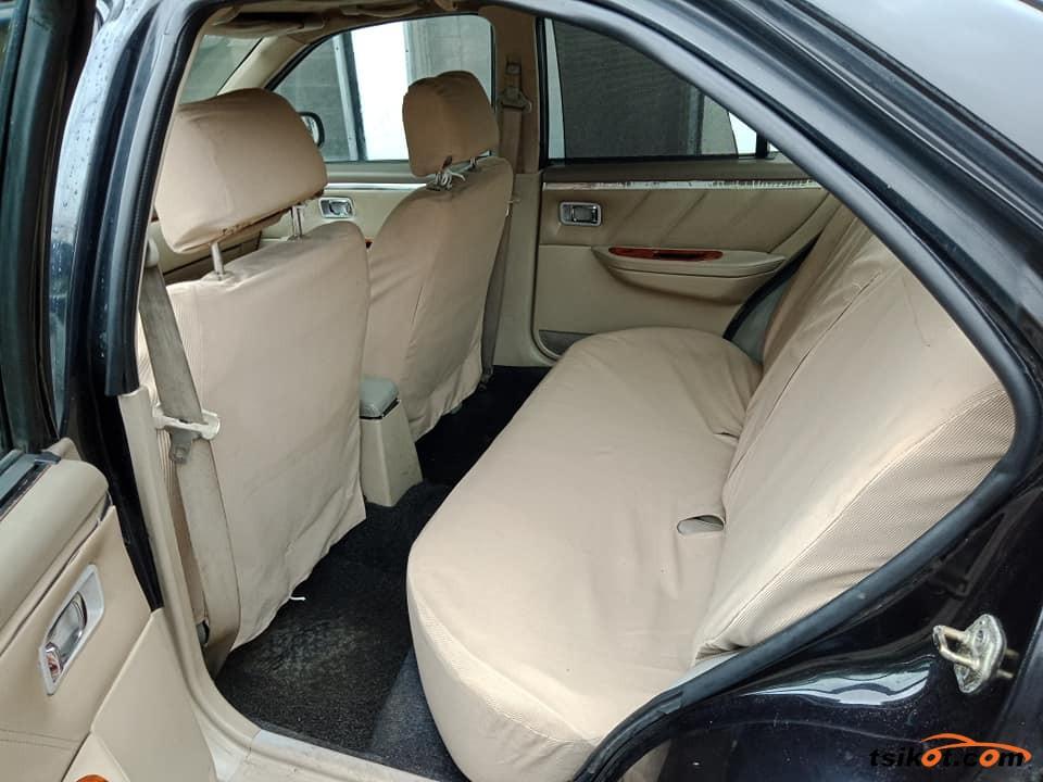 Nissan Sentra 2001 - 5