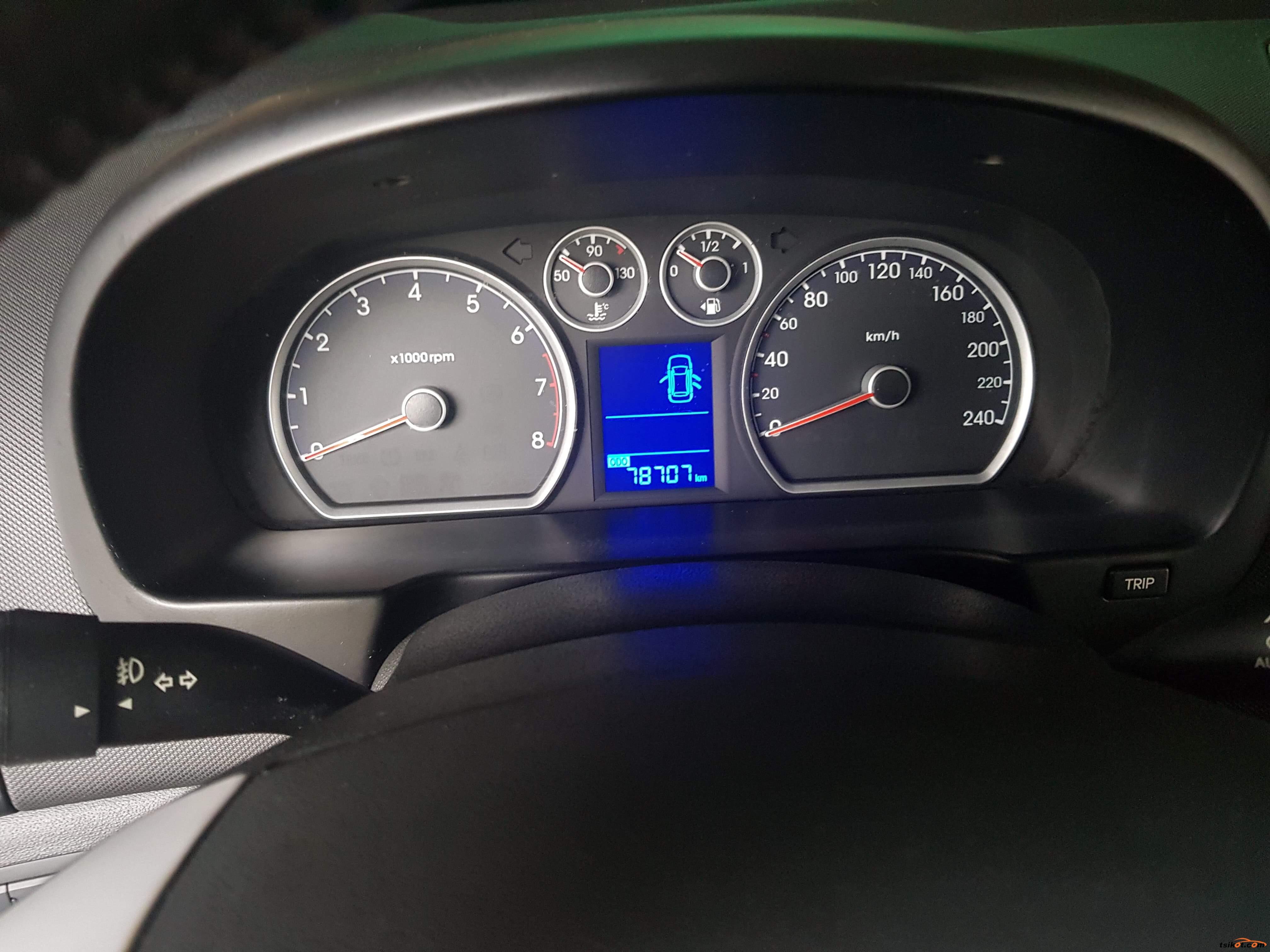 Hyundai I30 2009 - 10
