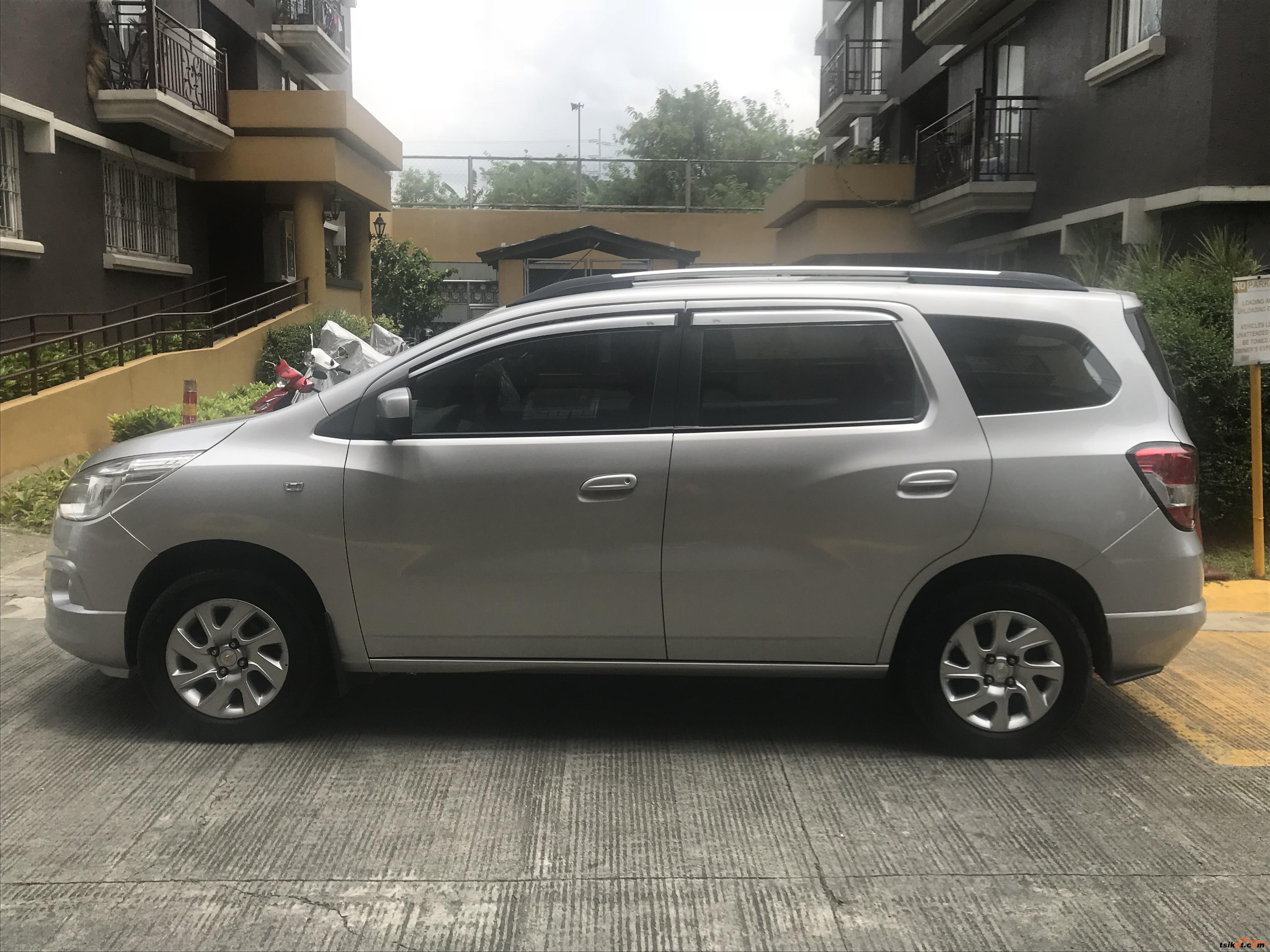 Chevrolet Spin 2014 - 5