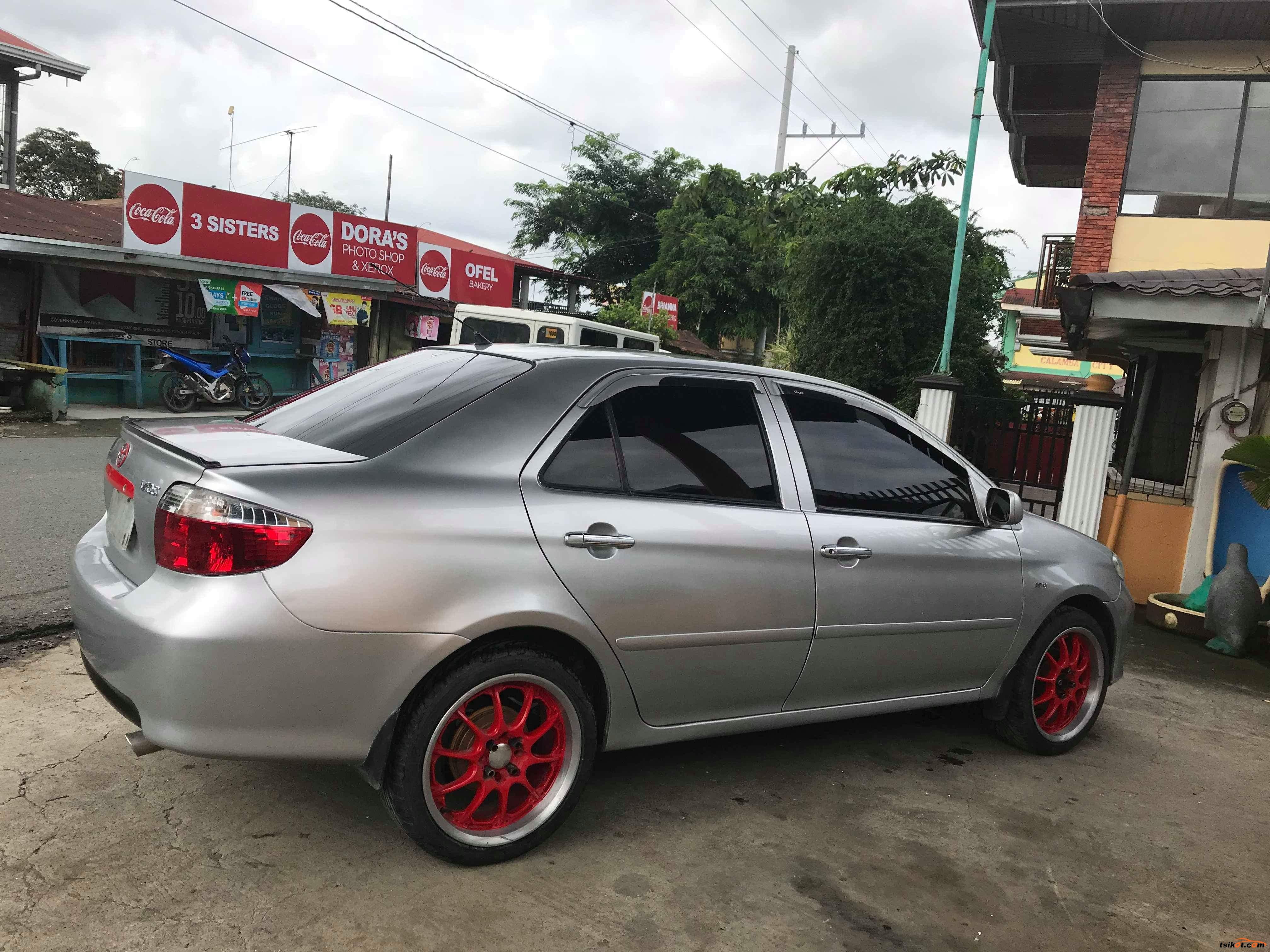 Toyota Vios 2003 - 3