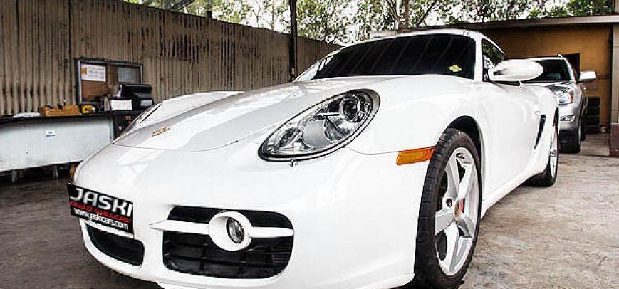 Porsche Cayman 2006 - 8