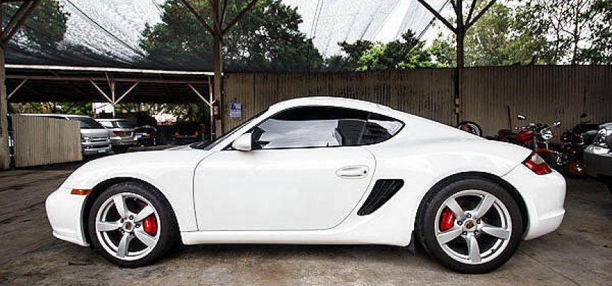 Porsche Cayman 2006 - 9