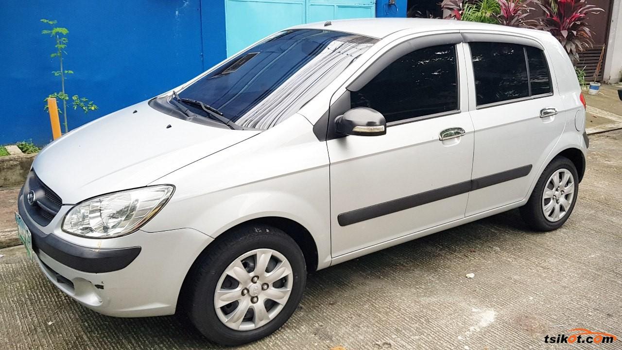 Hyundai Getz 2010 - 1