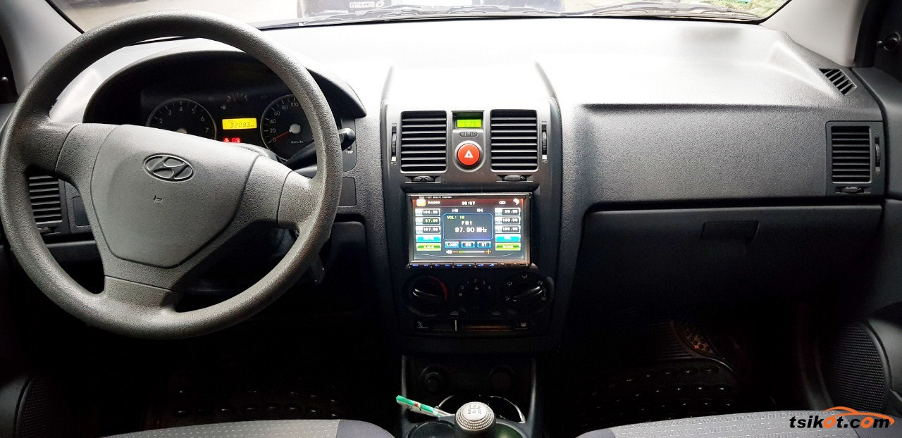 Hyundai Getz 2010 - 6