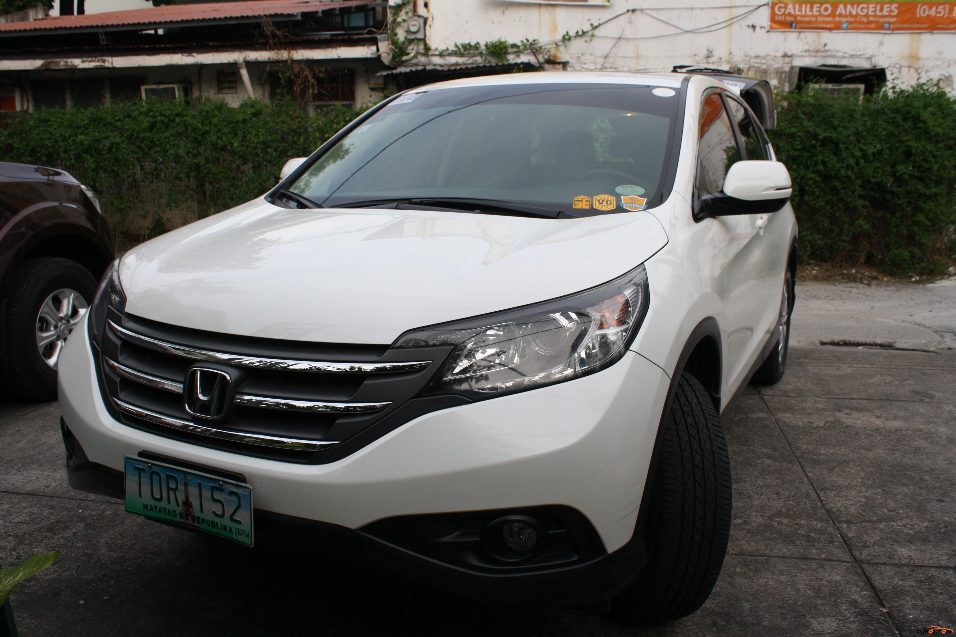 Honda Cr-V 2012 - 3