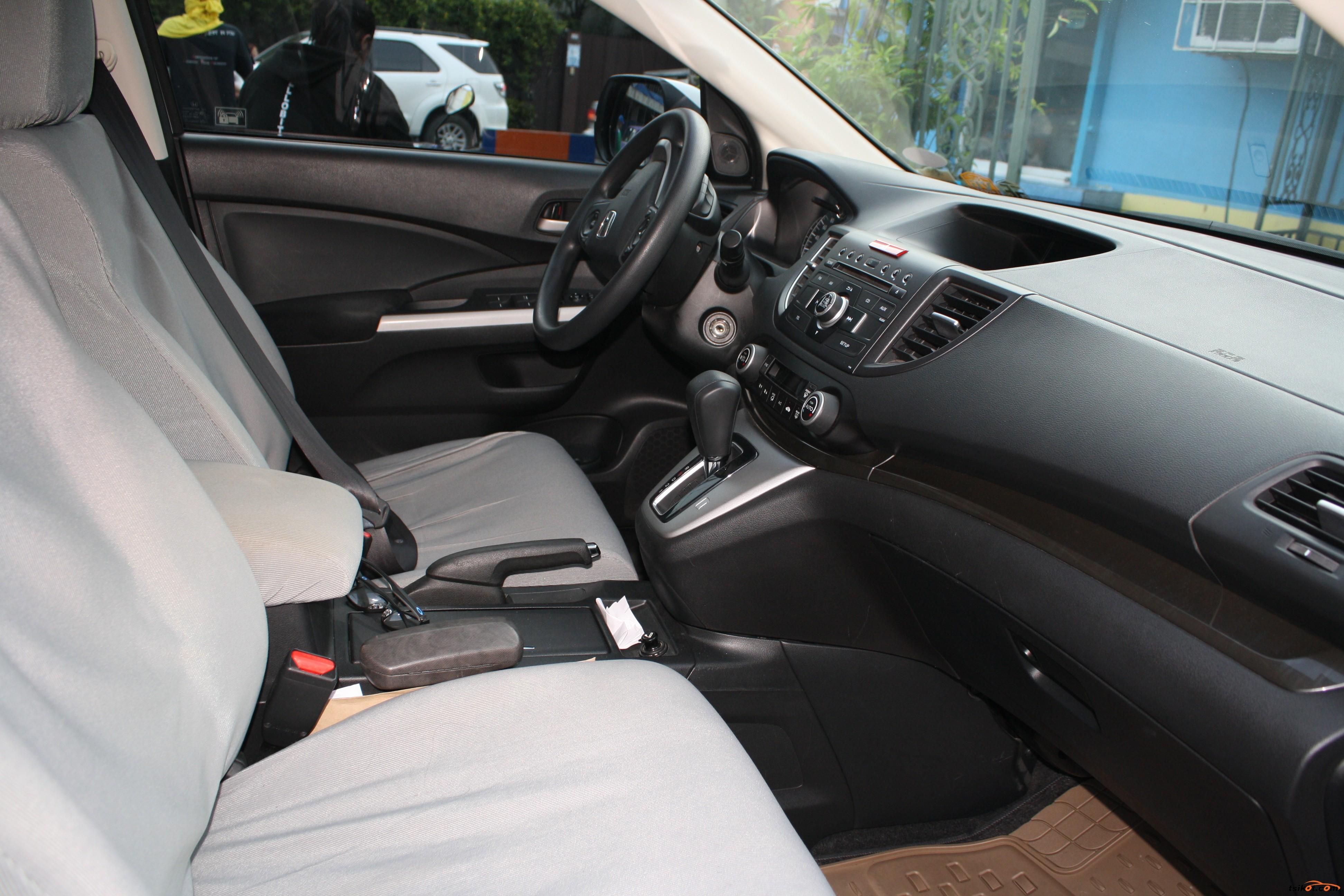 Honda Cr-V 2012 - 4