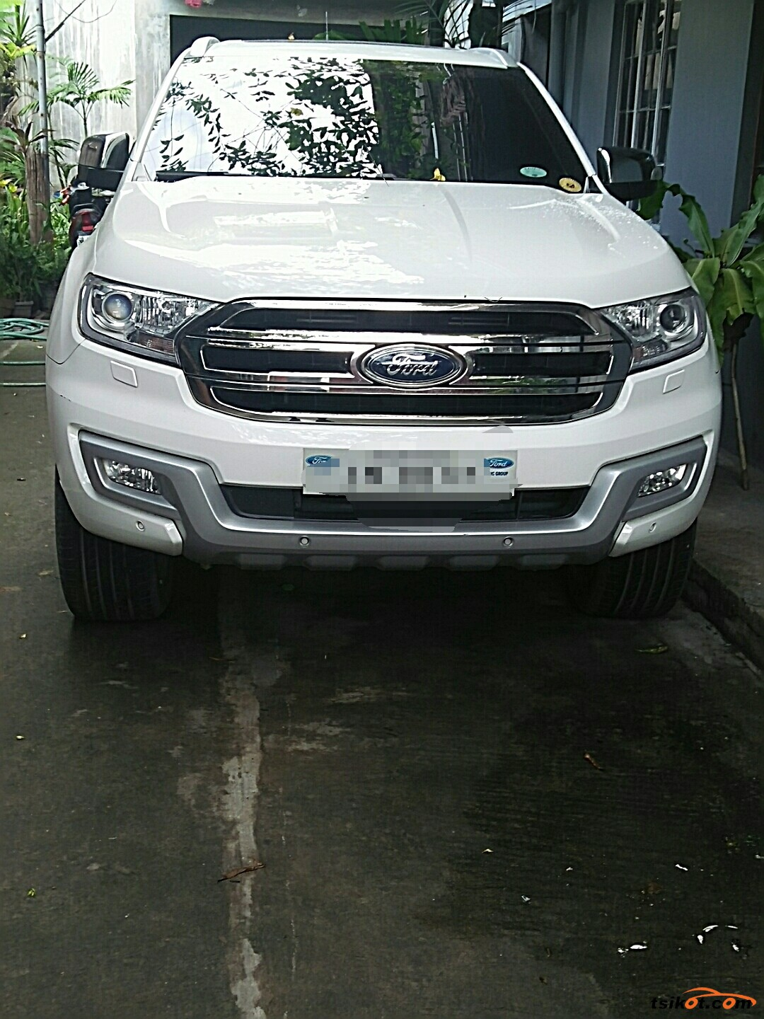 Ford Everest 2017 - 2