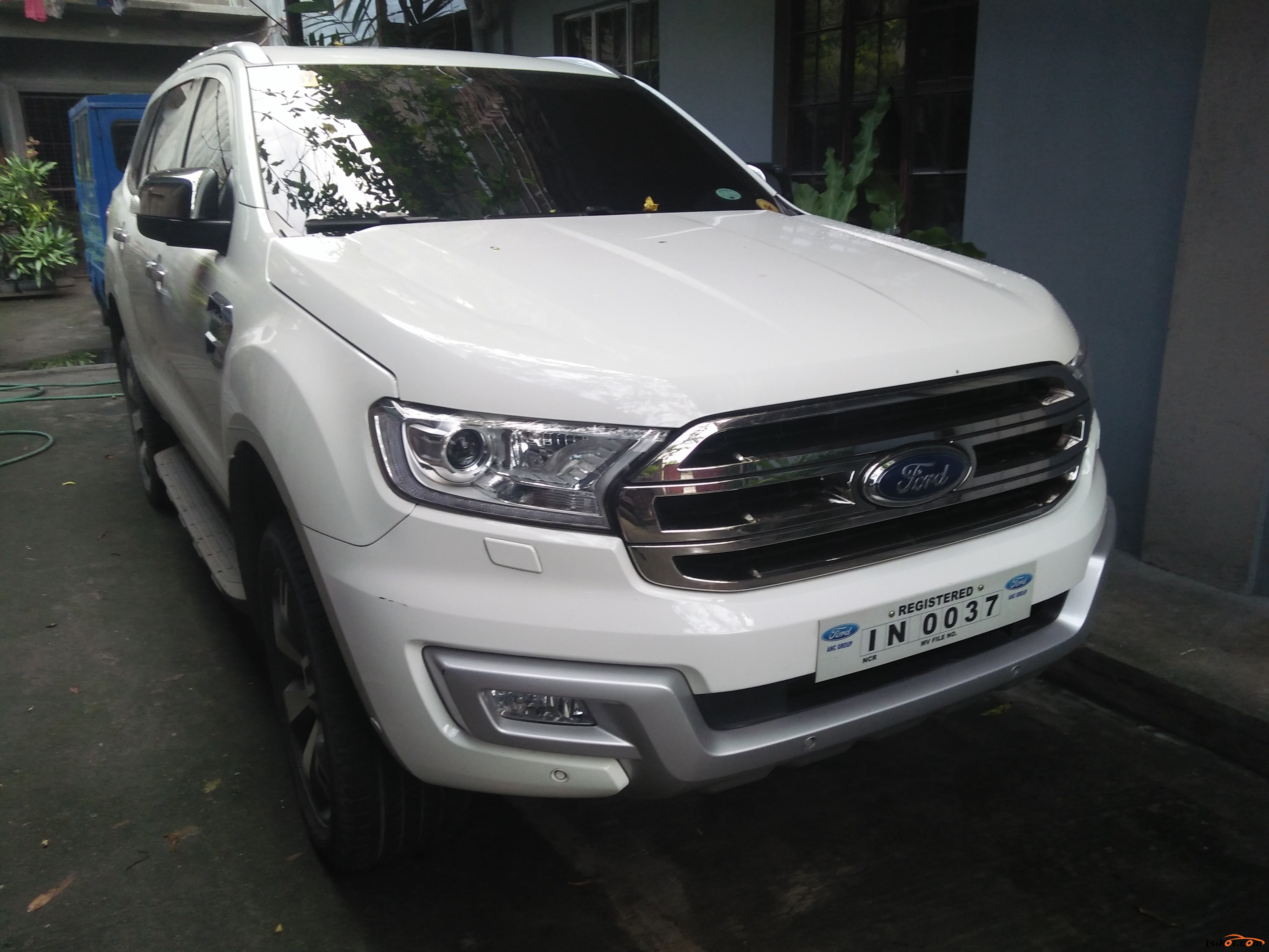 Ford Everest 2017 - 3