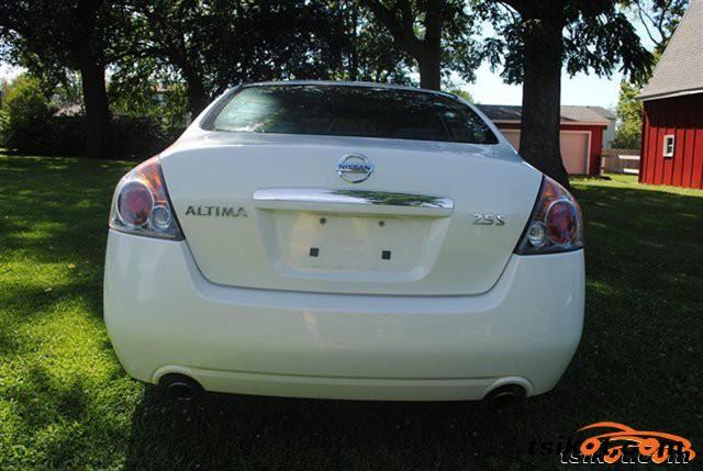 Nissan Altima 2008 - 2