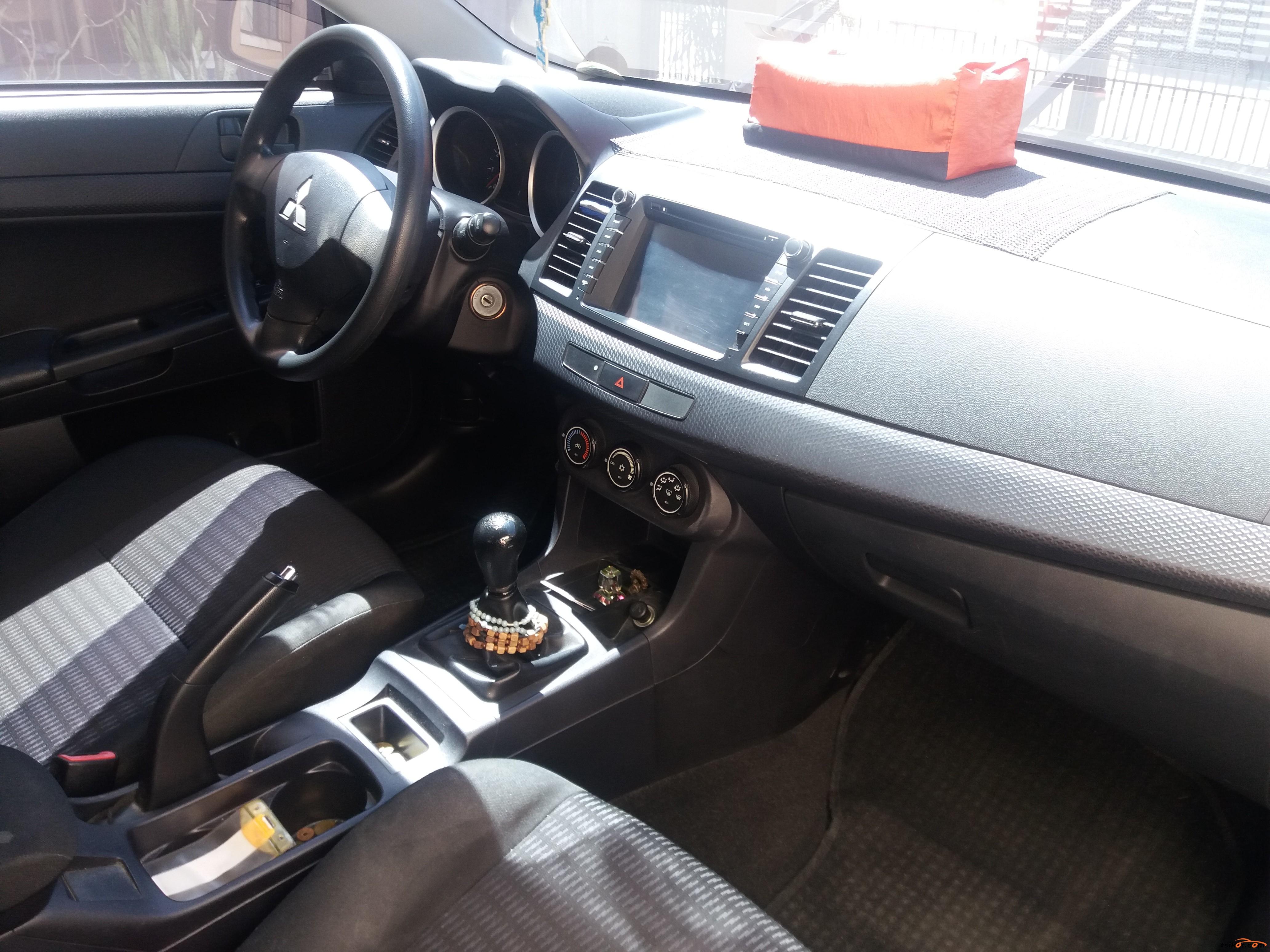 Mitsubishi Lancer 2013 - 2