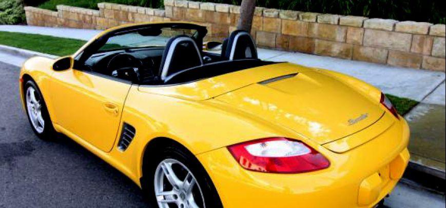 Porsche Boxster 2006 - 4