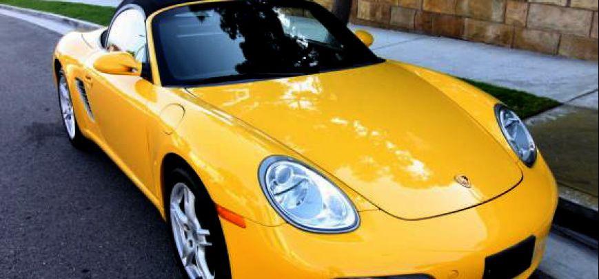 Porsche Boxster 2006 - 7