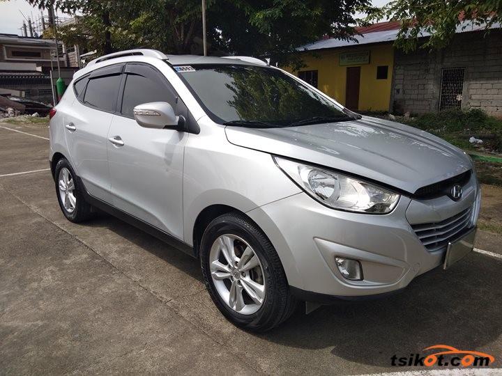 Hyundai Tucson 2011 Car For Sale Metro Manila