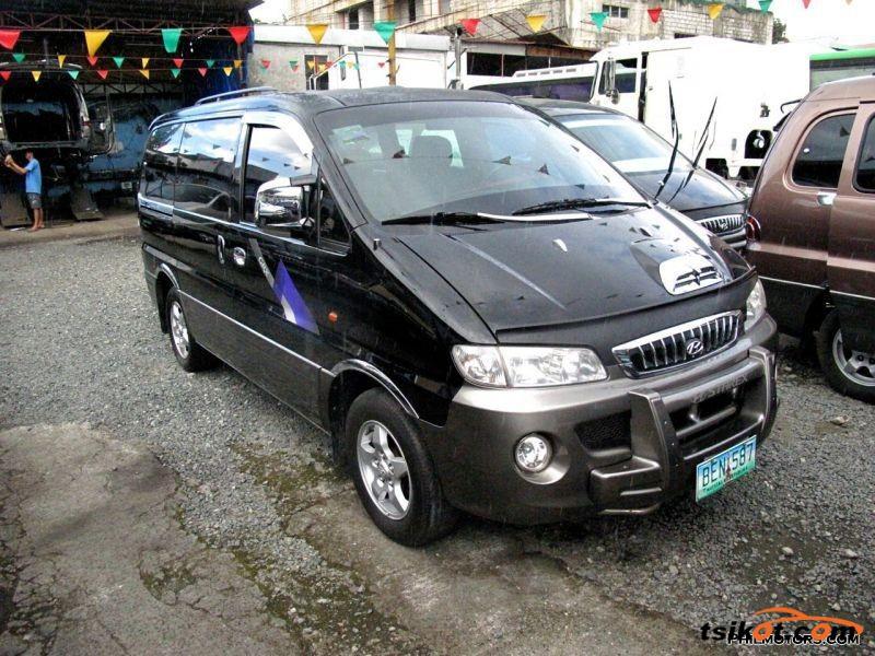 Hyundai Starex 2001 - 1