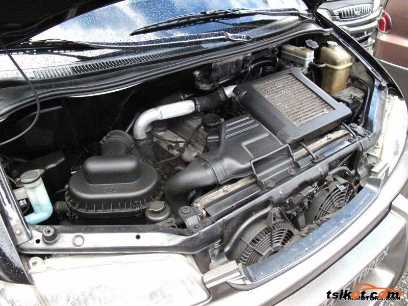 Hyundai Starex 2001 - 5